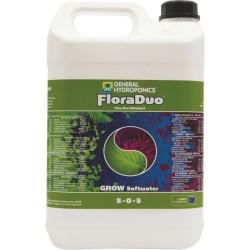 Flora Duo Grow Agua Blanda 5 l .