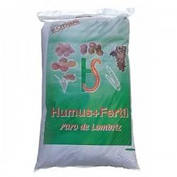 Humus puro de lombriz 6L