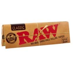 RAW 1 1/4   24UNID/CAJA