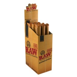 RAW CONES 109MM X 3UNID   32UNID/CAJA