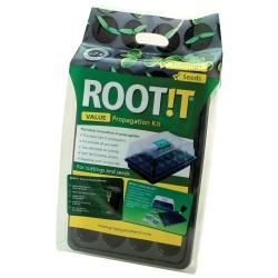 ROOT!T Kit de Propagación Económico + Bandeja Taco humedo ROOT!T