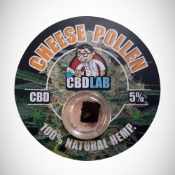CHEESE-5% CBD SOLID
