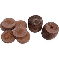 Jiffi -7 pastillas 44MM(1000und/ Caja)Turba