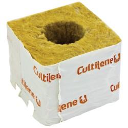 Taco Lana de Roca con Forro 7,5x7,5x5cm Agujero 28cm