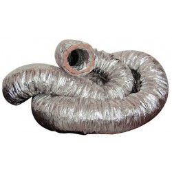 Tubo Flexible RAM ALUDUCT Low Noise Ducting - 127mm x 10m