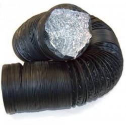 Tubo Combi Negro 102mm x10m