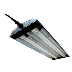 Power Plant Sun Mate Lámpara de Propagación con 2 x 55W 6500K y 8300 lum. Crecimiento
