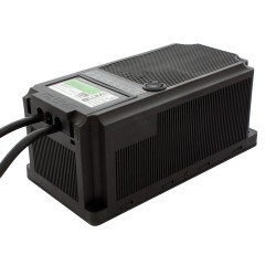 Balastro LUMii 400w - 600w Dual Core - Enchufe UK (con adaptor EU)