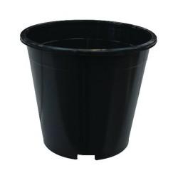 Maceta Redonda Negra 16L