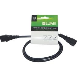 LUMii Cable de Extención de 1,5m para HID